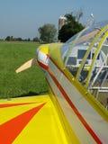 Pięknie budujący eksperymentalny Piel CP-750 Beryl Fotografia Royalty Free