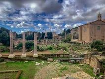 Pięknie czarowny Rzym Włochy zdjęcia stock