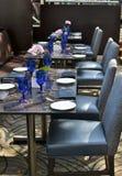pięknie dekorujący stół zdjęcia royalty free
