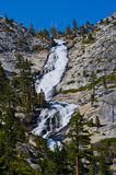 pięknie się Columbii wąwozu horsetail wielu jeden wodospadu Obrazy Stock