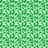 Tło zielony ulistnienie Obraz Stock