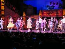 Piękno światu musical Fotografia Stock