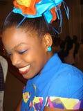 piękno afrykańskiej Zdjęcia Stock
