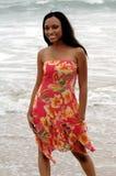 piękno afrykańskiej Zdjęcie Stock