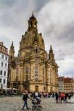 Piękno Drezdeński, Niemcy Zdjęcie Royalty Free