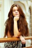piękno dziewczyna Zdjęcie Royalty Free