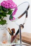 Piękno i makijażu pojęcie Zdjęcia Royalty Free