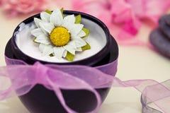 Piękno i zdroju relaksujący wellness traktowania Zdjęcie Royalty Free