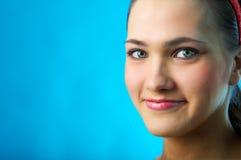 Piękno kobiety portret obrazy stock
