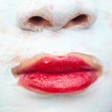 Piękno maska obraz stock