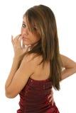 piękno nastolatków. zdjęcie stock