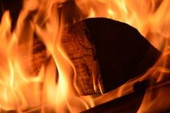 Piękno ogień Obraz Stock