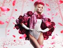 piękno piękni blondyny Obraz Royalty Free