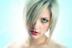 piękno portret fotografia royalty free