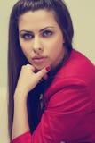 Piękno portret Zdjęcie Stock