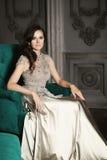 Piękno portret moda model zdjęcia stock