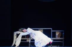 """Piękno przechodzi oddalona chłodna opera """"Red Jiangxi pearl† Zdjęcie Stock"""
