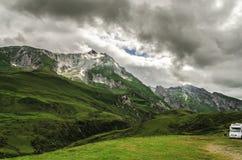 Piękno Pyrenees obrazy stock