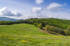Piękno Rila góra zdjęcia royalty free