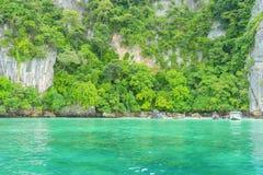 Piękno w naturze | Phi Phi wyspy zdjęcie stock