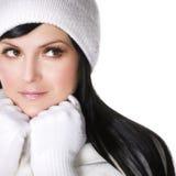 piękno zima Zdjęcia Stock