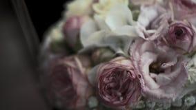 Piękny ślubny boquet zbiory