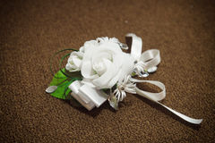 Piękny ślubny bukiet kolorów kwiaty Zdjęcia Royalty Free