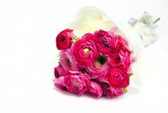 Piękny ślubny butet Ranunculus Zdjęcie Stock