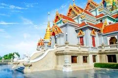 piękny świątynny Thailand Fotografia Royalty Free