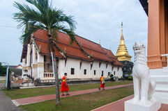 piękny świątynny Thailand Zdjęcie Stock