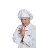 Doskonalić szefa kuchni Obrazy Royalty Free