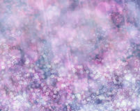 Piękny abstrakcjonistyczny bokeh tło wakacyjni światła Obraz Stock
