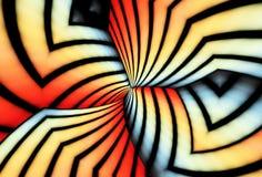 piękny abstrakcjonistyczny tło Obrazy Royalty Free