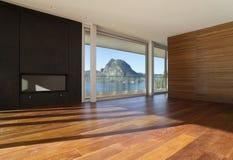 piękny apartament na najwyższym piętrze zdjęcie stock