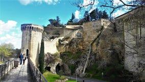 Piękny Avignon, Francja fotografia royalty free