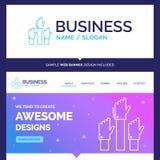 Piękny Biznesowy pojęcie gatunku imienia dążenie, biznes, desi royalty ilustracja