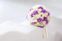 piękny bukiet ślub Zdjęcia Royalty Free