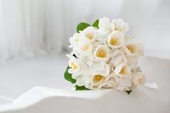 piękny bukiet ślub Obrazy Royalty Free