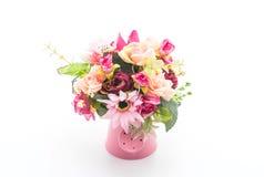 piękny bukieta kwiat w wazie fotografia royalty free