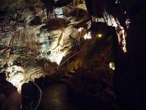 Piękny cavern odkrywać Zdjęcia Stock
