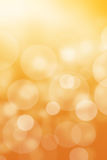 Piękny defocused złoty tło Zdjęcie Royalty Free
