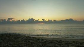 piękny denny wschód słońca zbiory wideo