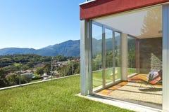 Piękny dom, piękny Fotografia Stock