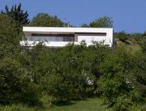 piękny domowy nowożytny Zdjęcie Stock