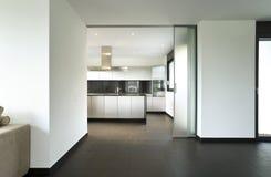 piękny domowy wnętrze zdjęcie royalty free