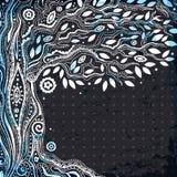 Piękny drzewo życie ilustracja wektor