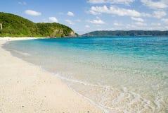 Piękny dzień przy plażą Obraz Stock
