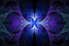 Piękny fractal kształtuje ilustrację, Zdjęcia Royalty Free