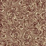 Piękny indianin Paisley Zdjęcie Stock