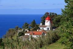 Piękny Isla Sao Miguel przy Azores Portugalia zdjęcia royalty free
